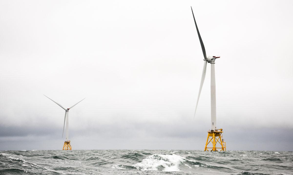 Havvindmøller slår nå endelig igjennom i USA. Det er gode nyheter for klimaet, for mulighetene for å produsere grønn strøm i amerikansk farvann er enorme.