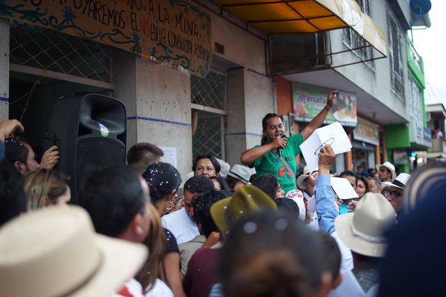 For to uker siden ble Norges Sosiale Forum arrangert i Oslo, og i den anledning fikk Verdens Beste Nyheter møte Mariana Gomez Soto, en miljøaktivist fra Colombia. Hun er nåværende Latin Amerika-koordinator for organisasjonen Ja til liv nei til gruvedrift.