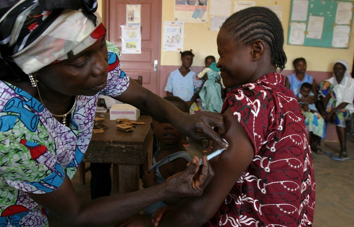 Enda et land har fått den dødelige sykdommen stivkrampe under kontroll.