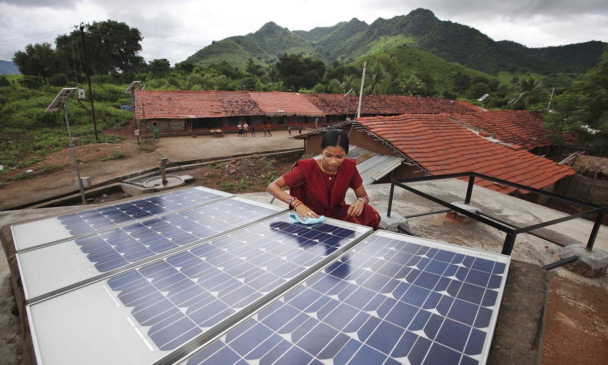 FNs verdensmål mål 7 bæredygtig energi bæredygtighed