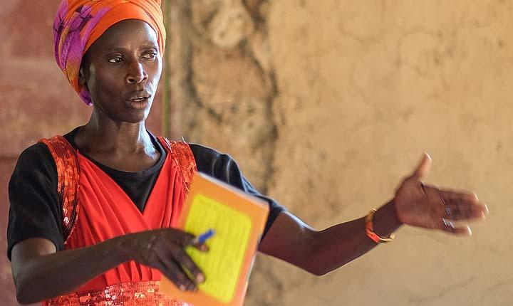 Utdanning for kvinner fremmer både likestilling og selvtillit.