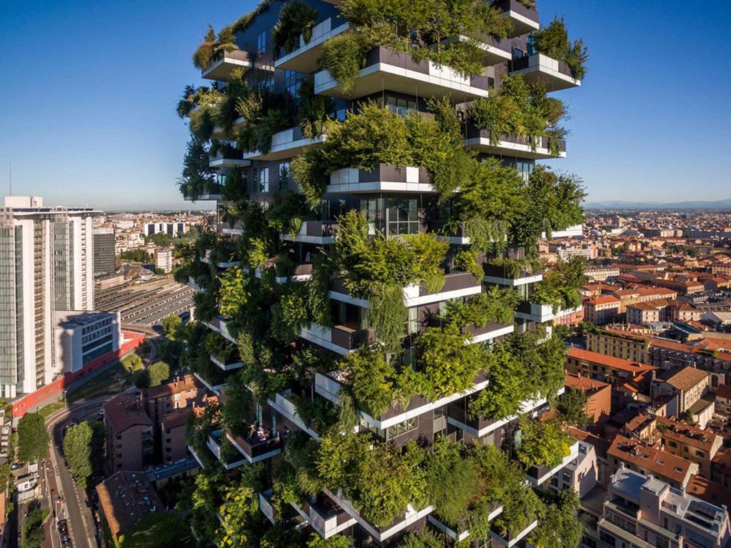 Nyskapende byplanlegging bidrar til en mer bærekraftig verden.