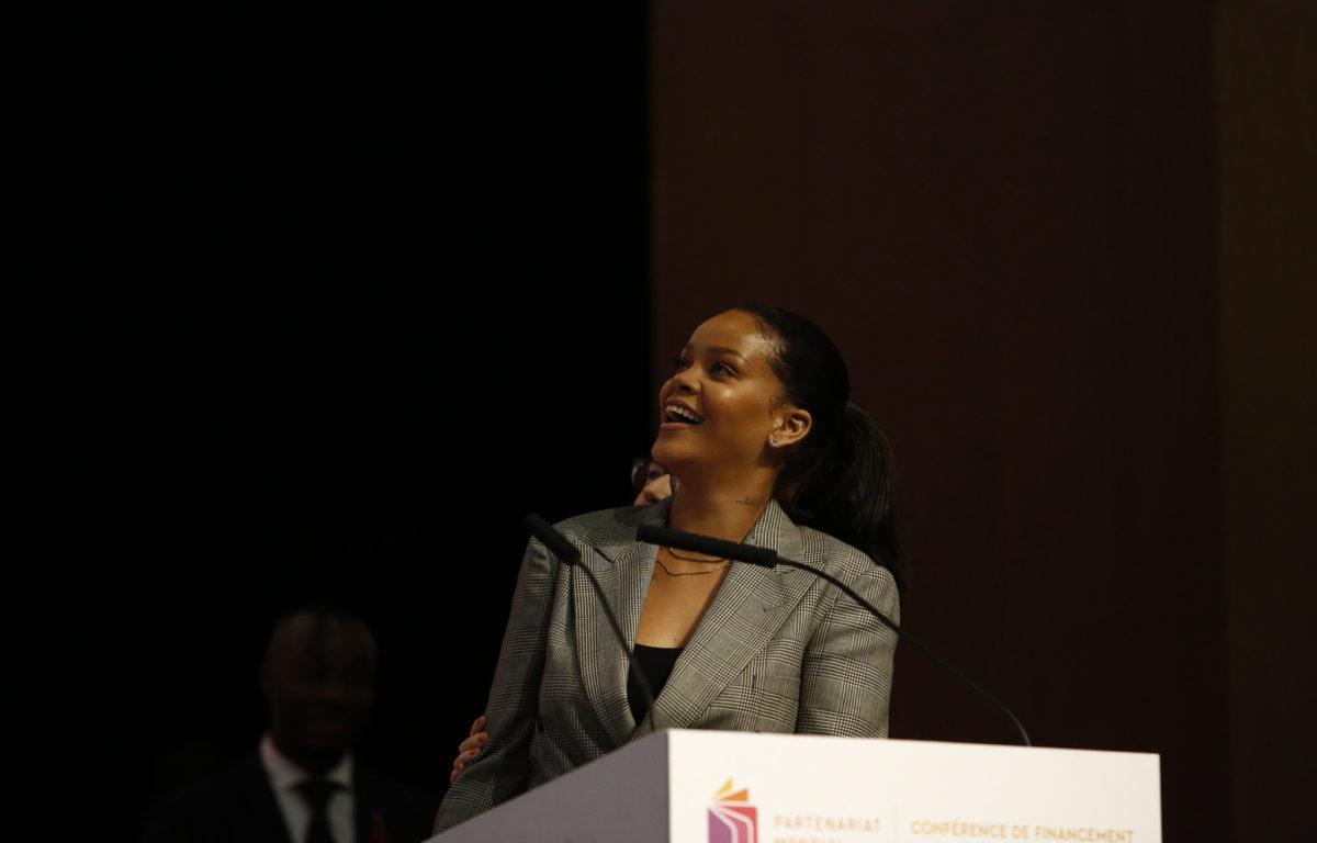 Med Rihanna og den franske presidenten i spissen nådde giverkonferansen i Senegal nye mål for global utdanning. Giverlandene lovet til sammen 2,3 milliarder dollar til utdanning i støtte de neste tre årene.