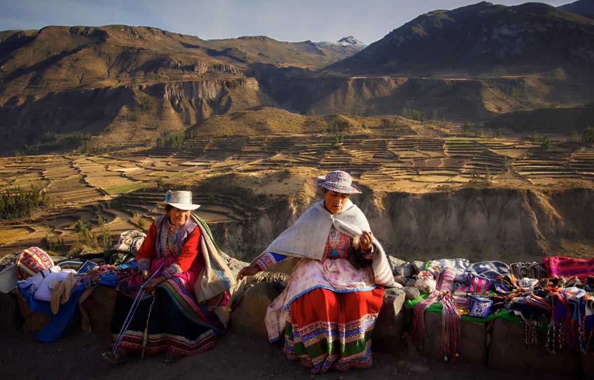 Etter et nytt prøveprosjekt for å oppmuntre flere kvinner til å søke hjelp etter de har blitt utsatt for vold, har flere kvinner rapportert om hendelsene og mottatt hjelp i Ayacucho-regionen sør i Peru.