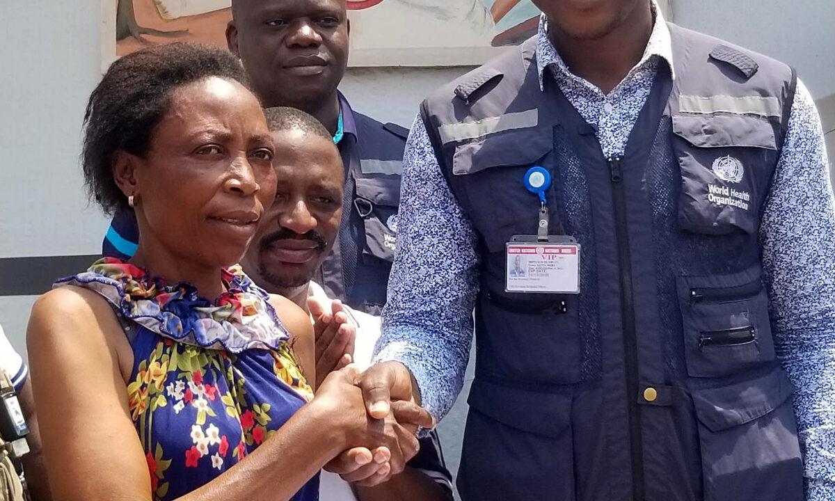 Det ser ut til at den ekstremt dødelige ebola-epidemien er nær bekjempet i DR Kongo.