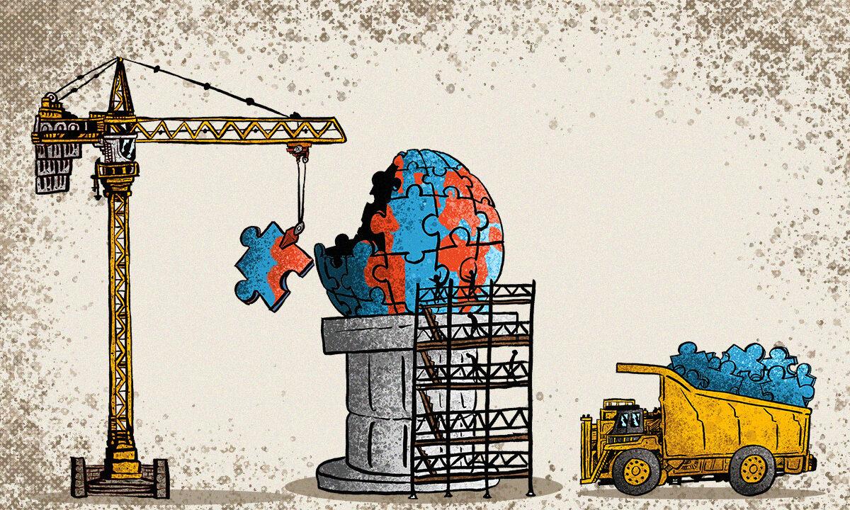Build Back Better. Dette begrepet har gått fra fagterminologi til 'buzzword' blant eksperter og FN har allerede satt retningen for verdens gjenoppretting etter koronapandemien.