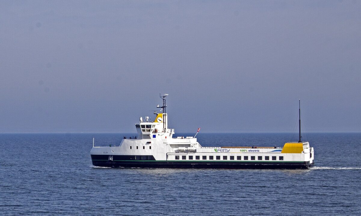 Elferger setter stadig nye rekorder, og flere og flere elektriske skip settes til sjøs over hele verden.