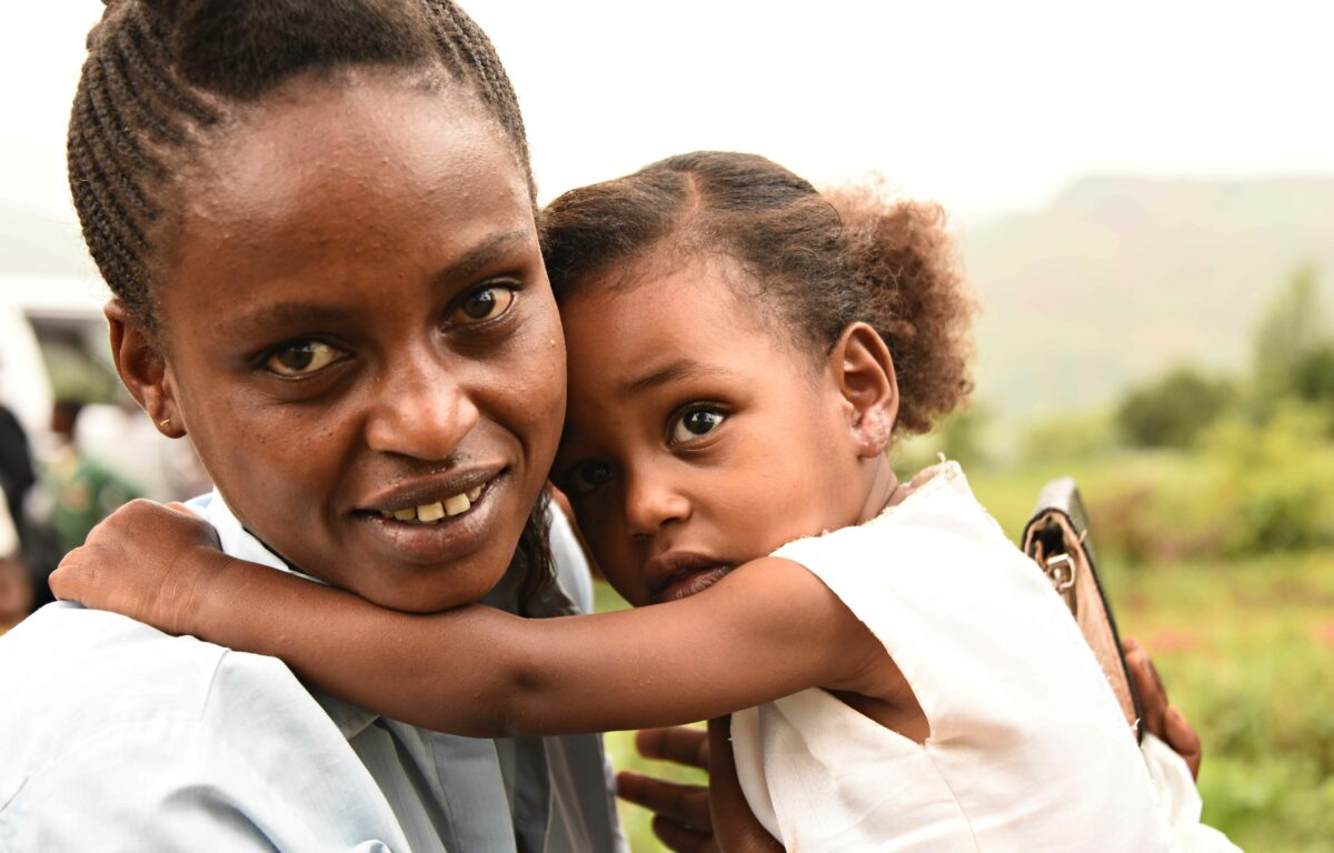 Mindre barneflokker viser veien til en verden uten overbefolkning.