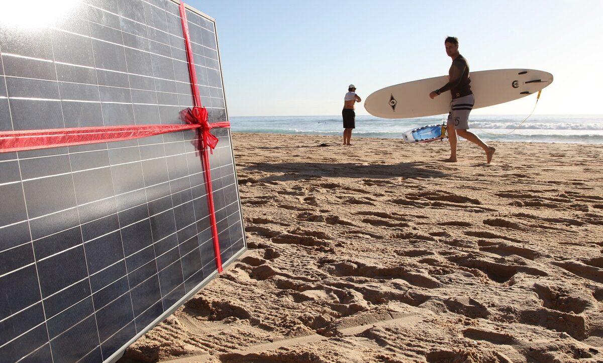 Når det kommer til solenergi er australierne langt foran alle oss andre. Når landet går i tet for solcelleenergi, er det derimot ikke regjeringens fortjeneste, men befolkningens.