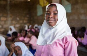 Flere og flere piger kommer i skole. Foto: Global Partnership for Education – GPE CCBY