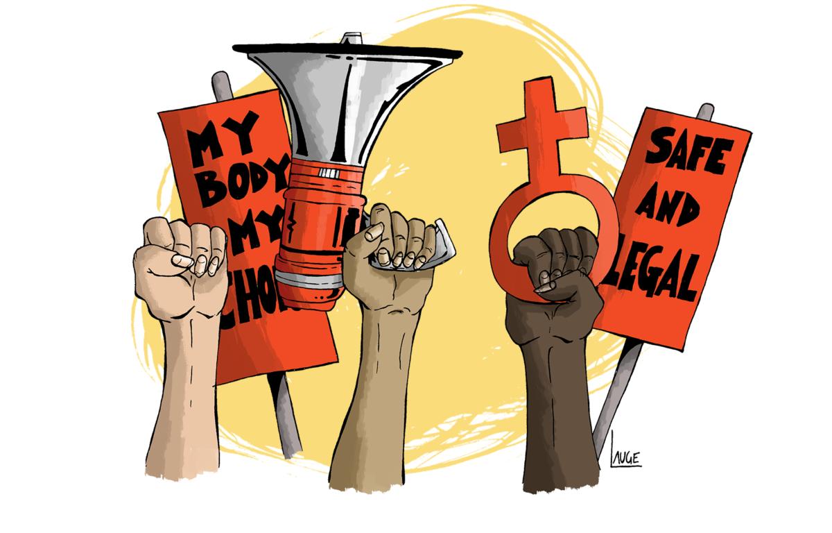Abort lovliggjøres i ett land, men forbys i et annet. Historien viser at verdens kvinner aldri kan ta deres rettigheter for gitt.