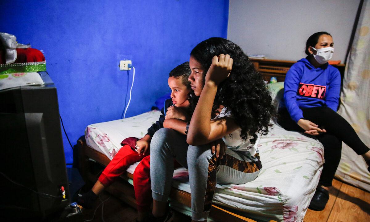 Over 5.4 millioner venezuelanere er drevet på flugt på grund af krisen i Venezuela. 1.7 af dem er i Colombia, som nu tilbyder dem en tiårig beskyttelsesstatus. Foto: CCBY EU Civil Protection and Humanitarian Aid.