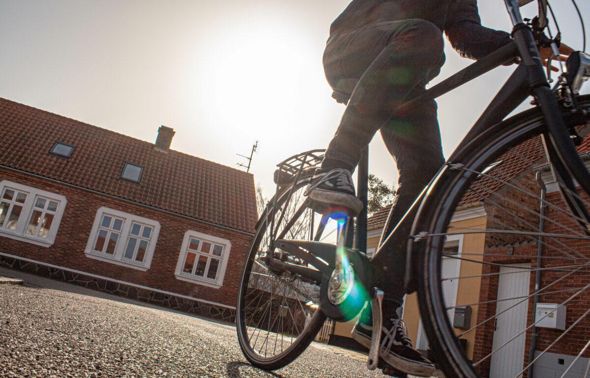 Transportsektoren er et svakt punkt i Europa. Sykkelen er en ydmyk, men effektiv løsning.